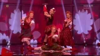 Donatan & Cleo - My Słowianie - We Are Slavic - Eurovision 2014 (Półfinał) Full HD