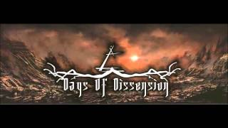Days of Dissension - Where Pain Never Dies (Everdawn cover)