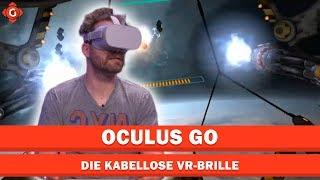 Oculus GO: Die kabellose VR-Brille | Special