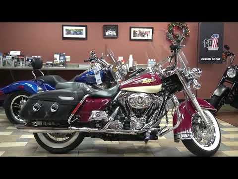 2007 Harley-Davidson FLHRC Road King® Classic in Mauston, Wisconsin - Video 1