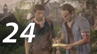 DON'T KNOW WHEN TO QUIT! - Uncharted 4: A Thiefs End Gameplay Walkthrough Part 24