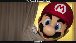 Ferret & Raccoon Podcast - Episode 48 - Let's SWITCH it up   Red Dead Redemption 2 & Logan