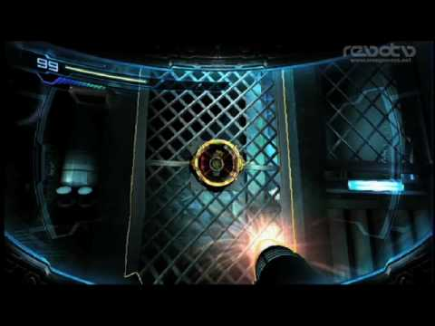 Finally, Some Metroid: Other M Gameplay