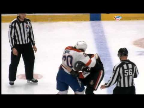 Pierre-Cedric Labrie vs. Buddy Robinson