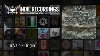 In Vain - Origin