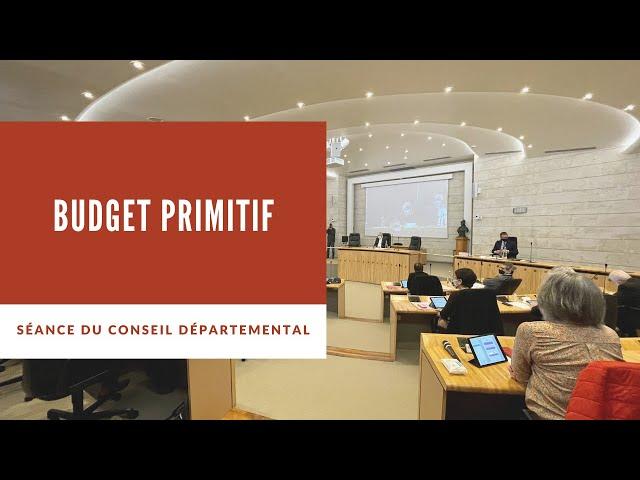 Renouvellement du Conseil Départemental : Jeudi 1er Juillet 2021