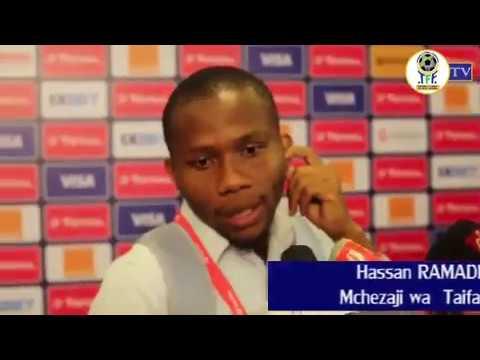 """Kipigo cha Taifa Stars vs Senegal; Kessy  """"Sisi miili yetu midogo / Wenzetu wanamili mikubwa"""