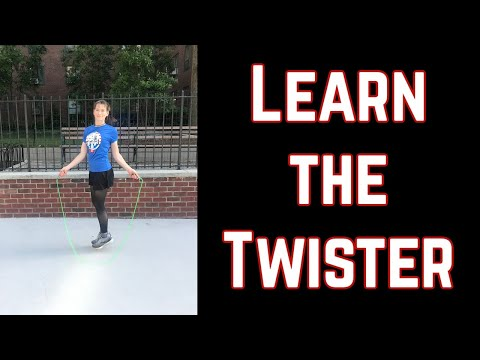 Jump Rope: Twister
