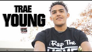 Get To Know TRAE YOUNG! Feature At Pangos All American Camp - Trae Young Vs. Trevon Duval