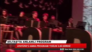 Diltaş'ta anlamlı program
