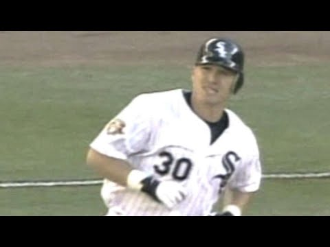 2001 ASG: Magglio Ordonez hits a back-to-back homer in the 6th inning