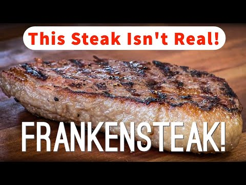 Video: Meat Glue Turns Cheap Cuts Of Beef Into A Fake Ribeye Steak