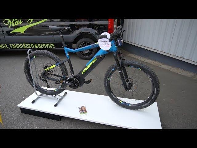 Видео Электровелосипед Haibike SDURO HardSeven 9.0