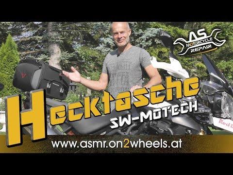➤ DIE HECKTASCHE  FÜR ALLE BIKES VON SW-MOTECH Rackpack Bags-Connection