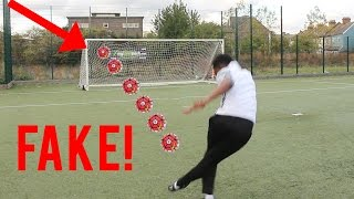 FOOTBALL CHALLENGES ARE FAKE!! *EXPOSED*
