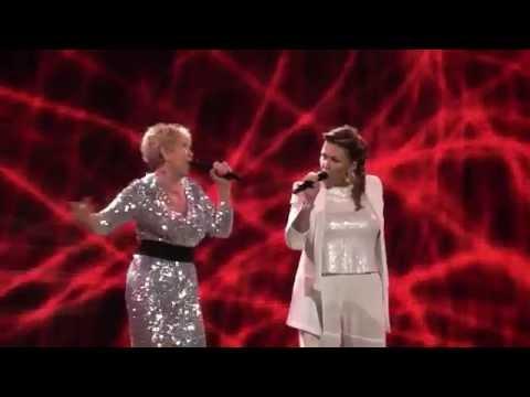 Любовь Успенская и Ирина Дубцова на ZD AWARDS 2014