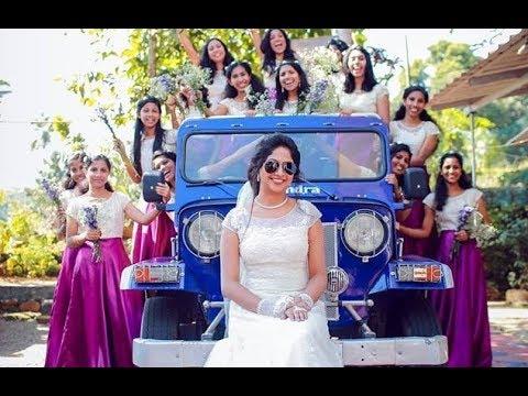 Best Christian Wedding Reception Welcome Dance Performance 2017-Jais&Rithu