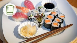 Sushi Variationen #chefkoch