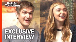 UNCUT 'Eighth Grade' Bo Burnham, Elsie Fisher Interview | Rotten Tomatoes