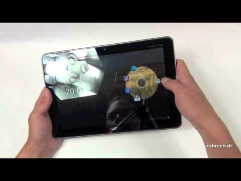 Acer Iconia Tab A210 Unboxing and Hands On - english (Full HD)