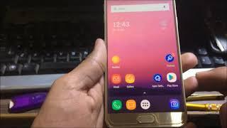 Galaxy C7 SM-C7000 Android 7 0 Binary U3 FRP ByPass I Galaxy