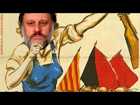 Does Zizek REALLY Understand Anarcho-Syndicalism?