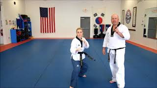 "Pre - Recorded ""Red Belt - Double Black Stripe"""