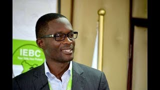 CEO Ezra Chiloba on 26th October plans