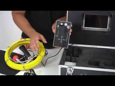 Anysun PIPE Drain & Sewer Inspection Camera AS7D1DVR30M