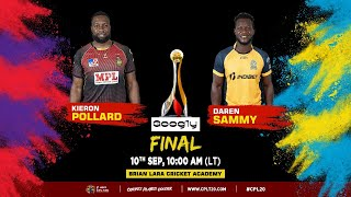 Trinbago Knight Riders v St Lucia Zouks CPL 2020 Final | Extended Highlights
