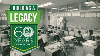 HEB ISD: 60 Years in 60 Seconds