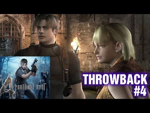 RESIDENT EVIL 4 GAMEPLAY PART 4 THROWBACK TIME !!