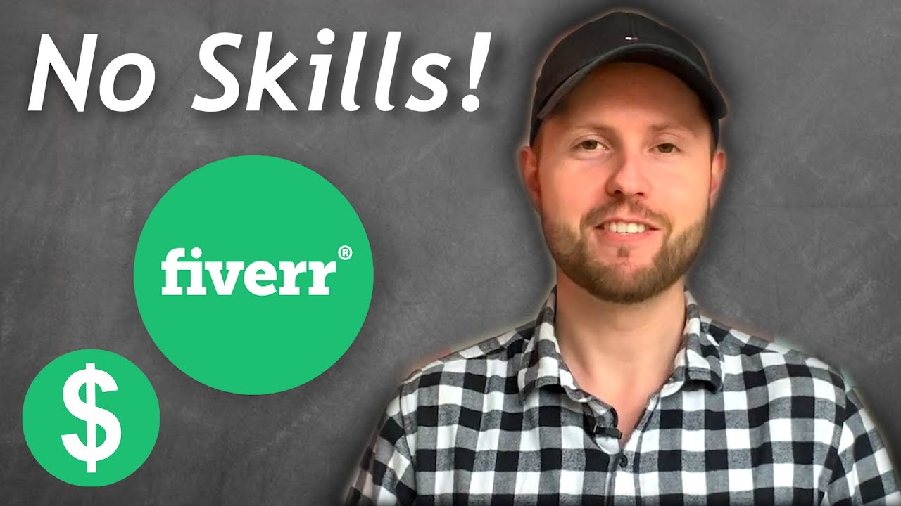 10 Fiverr Gigs That Require No Abilities & Absolutely No Understanding Generate Income Online Today! thumbnail