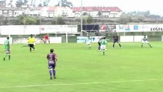 preview picture of video 'Noja 1-1 SD Eibar Resumen del partido. Jornada 9 Grupo II Segunda B'