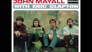 JOHN MAYALL'S BLUESBREAKERS with ERIC CLAPTON - All your love