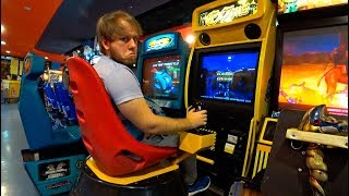 Что творится в аркадных игровых залах 20 лет спустя?