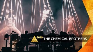 The Chemical Brothers - Galvanize (Glastonbury 2019)
