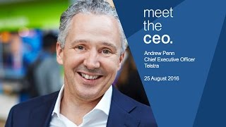 Meet The CEO   Andrew Penn, CEO Of Telstra