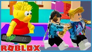 PIGGY VS THE SIMPSONS - Roblox Piggysons With GravyKoalaMan