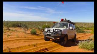 The Great Australian Deserts (4K)