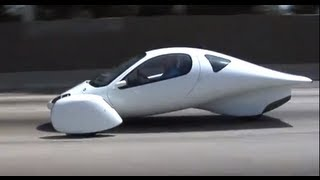 Jay Leno's Garage: Aptera Electric Car
