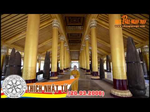 Sư Phạm Giáo Lý Phật Giáo: Phương pháp minh hoạ cụ thể trong pháp thoại (20/03/2006)