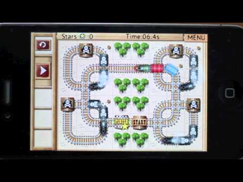 Video of Rail Maze : Train puzzler