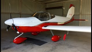 RV Aircraft Video - RV 12 Build N915DG