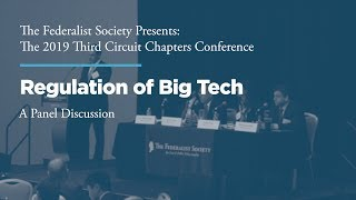 Click to play: Panel Two: Regulation of Big Tech