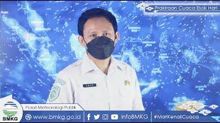 Peringatan Dini Cuaca Senin 11 Oktober 2021: Jakarta Berpotensi Hujan Lebat