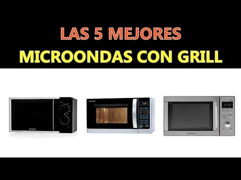 Mejores Microondas Con Grill 2019