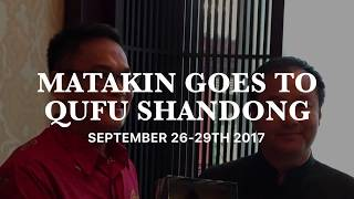preview picture of video 'MATAKIN goes to Shandong Sept 2017'