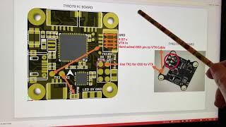 Betaflight OSD Full Of V's   HOW TO FIX - Joshua Bardwell