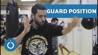 Krav Maga Defense Technique Guard Position